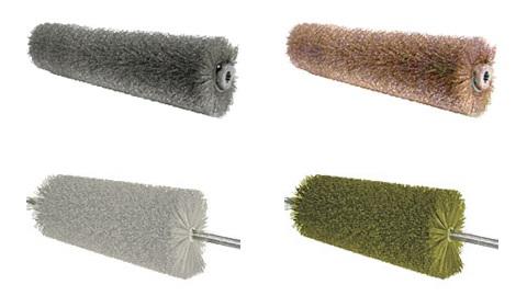 Spiral Cylinder Brushes