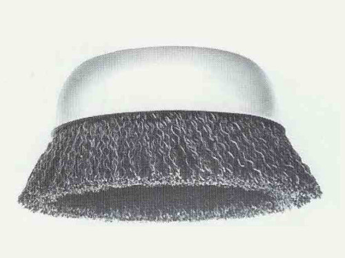 Standard Duty Crimped Wire Cup Brush