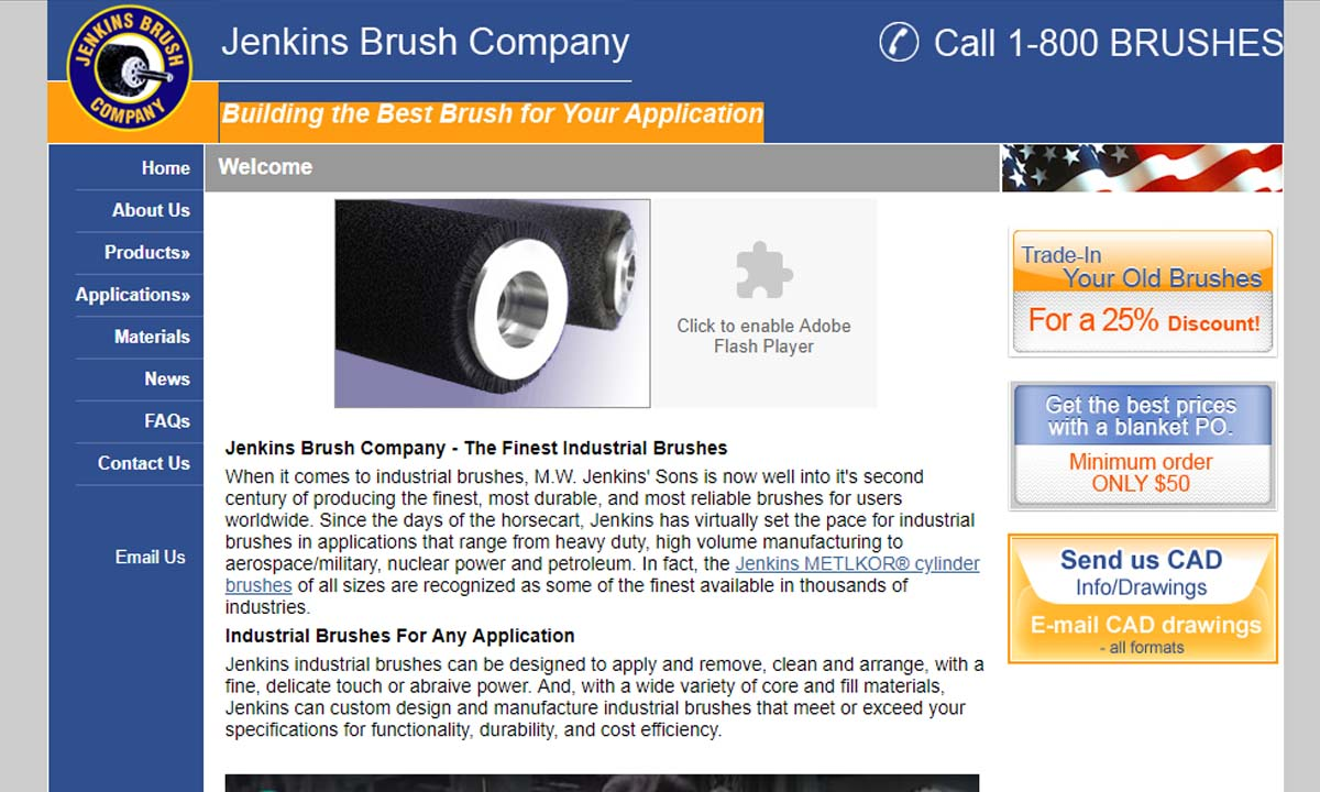 Jenkins Brush Company