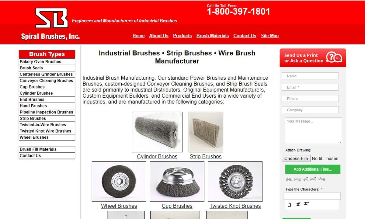 Spiral Brushes, Inc.