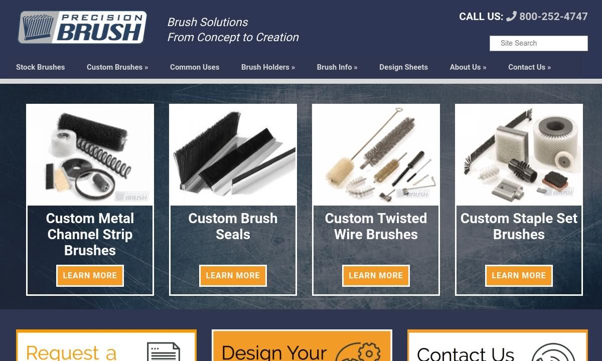 Precision Brush Company, Inc.