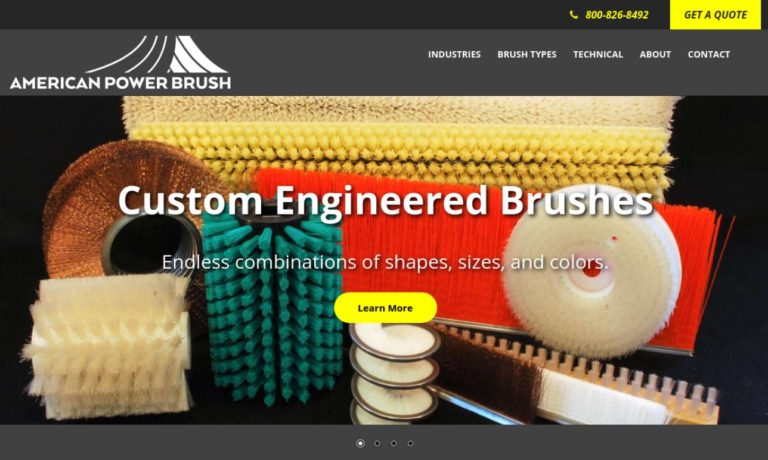 American Power Brush Manufacturing Inc