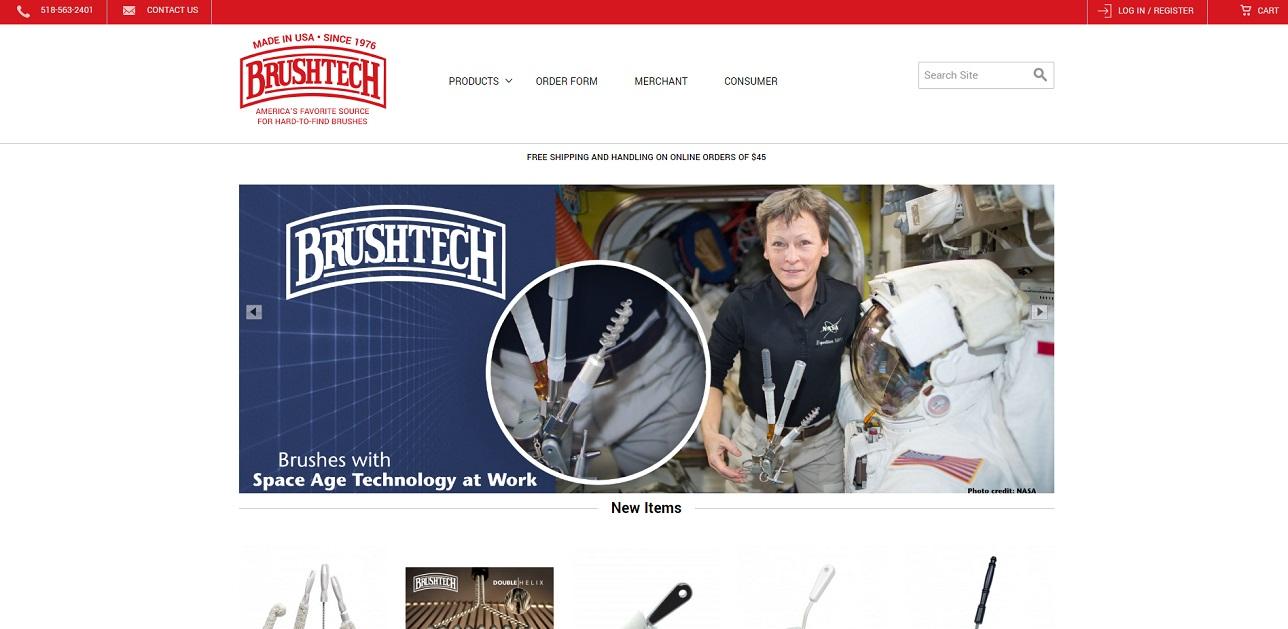 Brushtech, Inc.