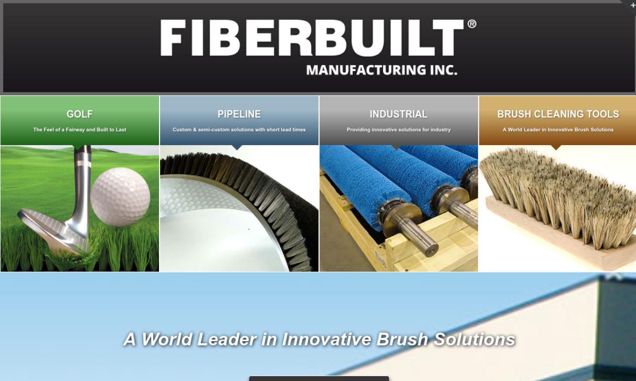 Fiberbuilt® Manufacturing Inc.