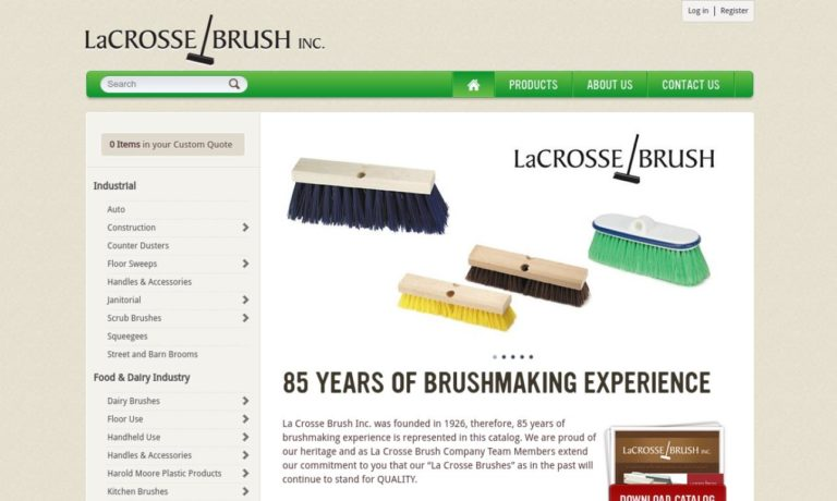 La Crosse Brush, Inc.