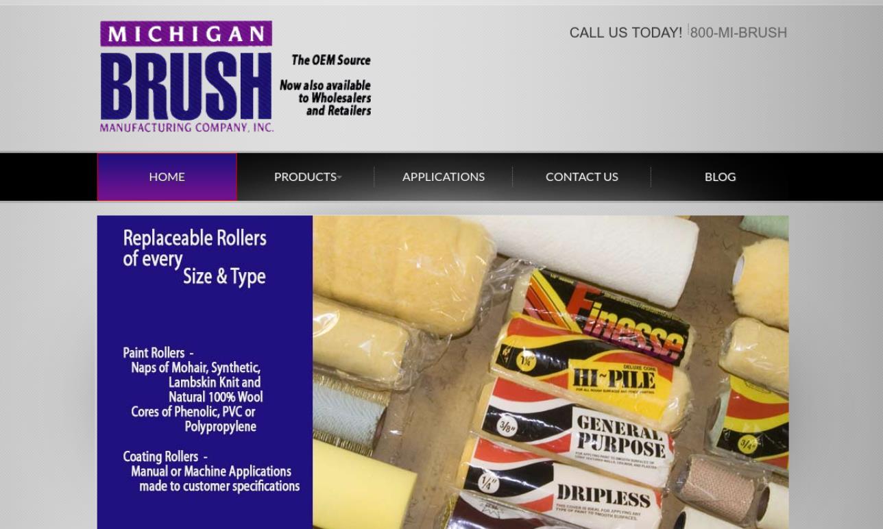 Michigan Brush Mfg. Co., Inc.