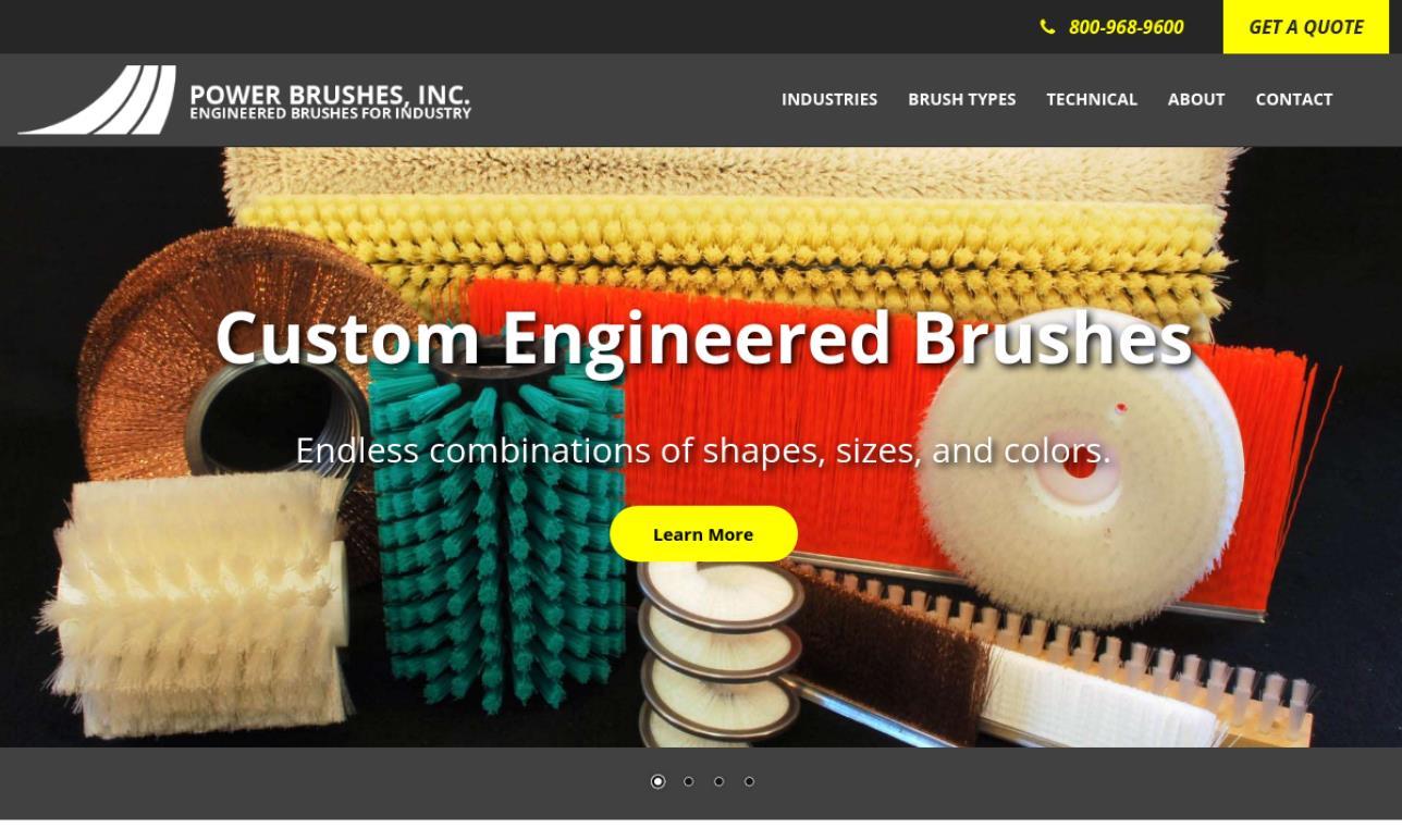 Power Brushes, Inc.