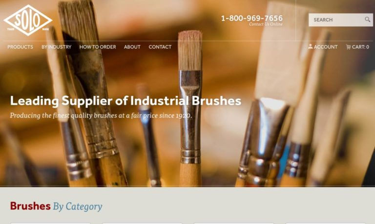 Solo Horton Brushes, Inc.