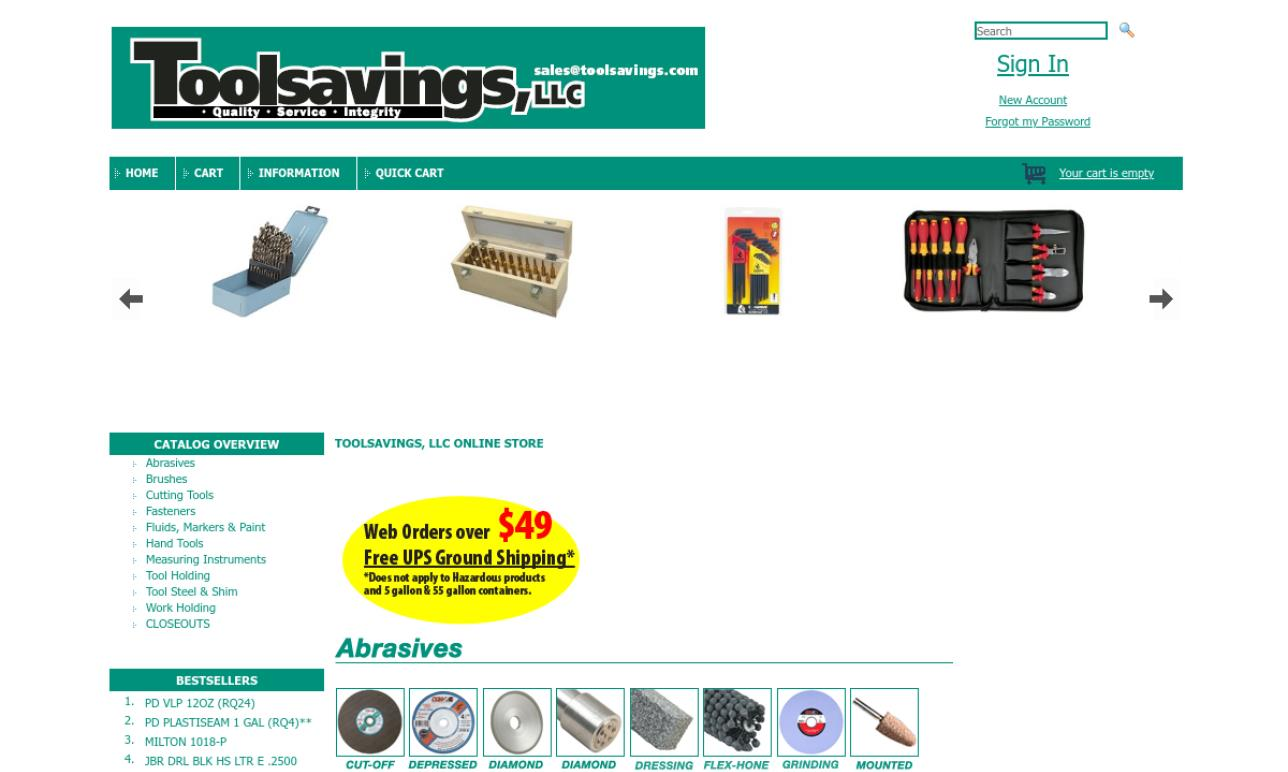 Toolsavings LLC