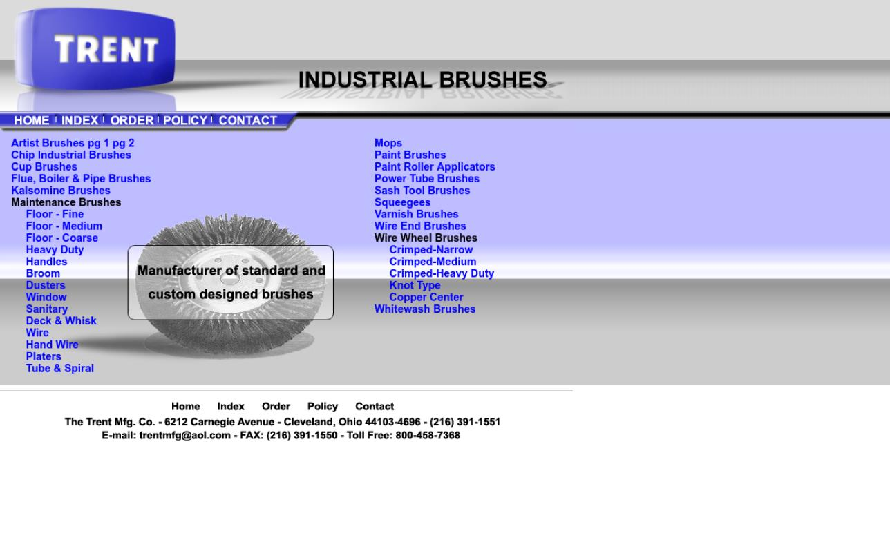 Trent Manufacturing