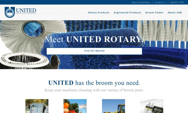 United Rotary Brush Corporation