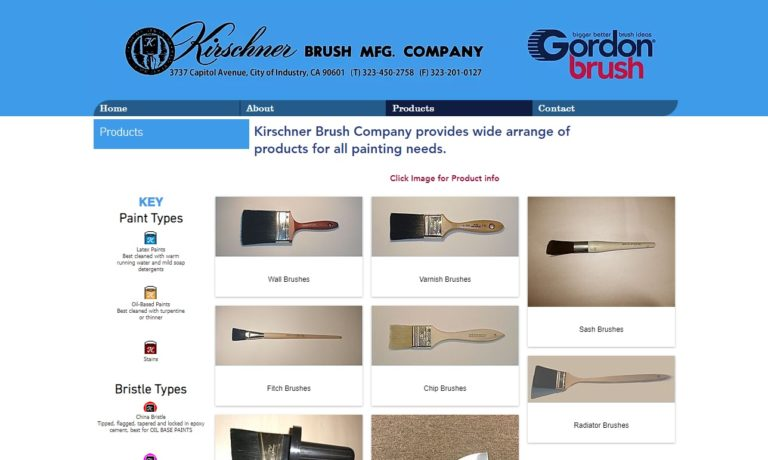 Kirschner Brush MFG. Company